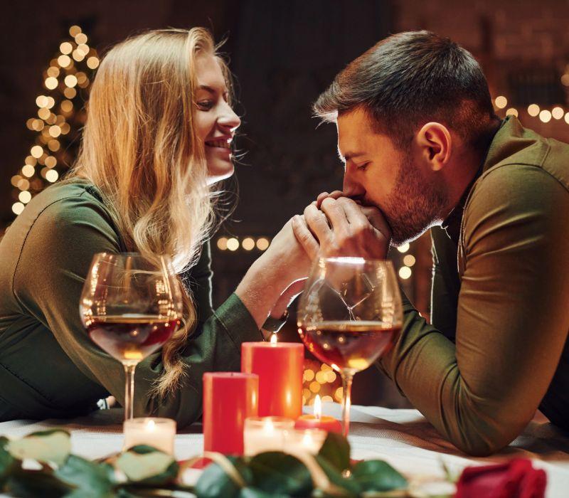 restaurante romantico